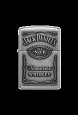 Jack Daniel's Pewter - Zippo Lighter