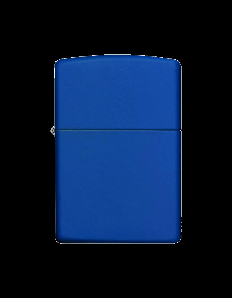 Classic Royal Blue Matte - Zippo Lighter