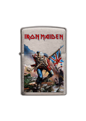 Iron Maiden - Eddie the Head - Zippo Lighter