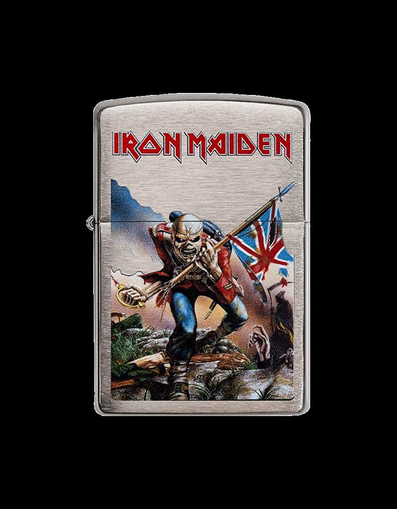 Iron Maiden - Eddie the Head - Zippo Lighter
