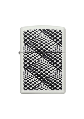 Dots and Boxes - Zippo Lighter
