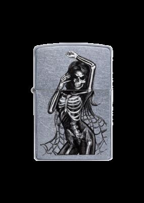 Sexy Skeleton - Zippo Lighter
