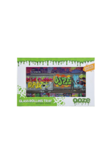 Ooze Tag Shatter Resistant Glass Rolling Tray