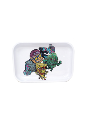 Lunchroom Pals Metal Rolling Tray