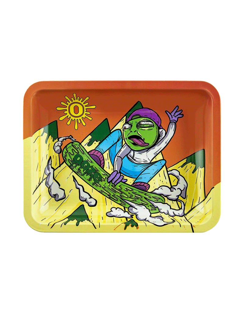 Ooze Slime Carver Metal Rolling Tray