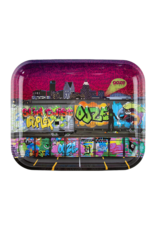 Ooze Tag Metal Rolling Tray