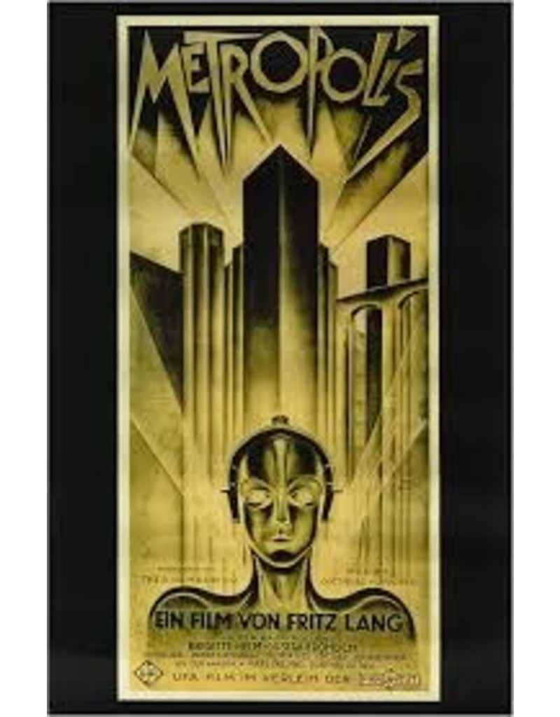 "Metropolis Poster 24""x36"""
