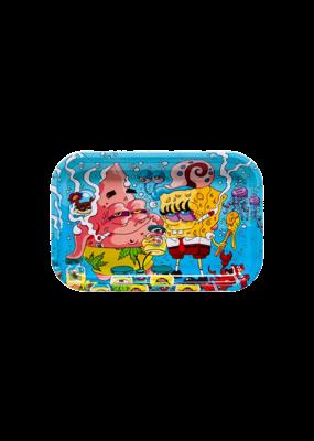 Sponge Bob and Patrick Secret Sesh Metal Rolling Tray