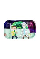 V Syndicate Rick and Morty Couch Brotato Metal Tray