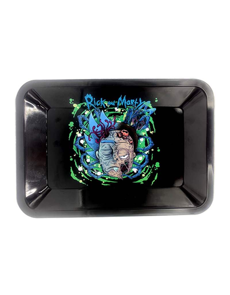 Rick and Morty Creature Morty Metal Rolling Tray