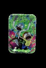 Rick and Morty Meeseek Portal Metal Rolling Tray