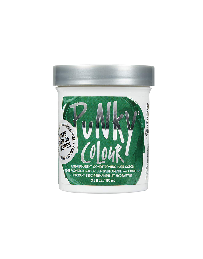 Punky Colour Alpine Green Hair Dye
