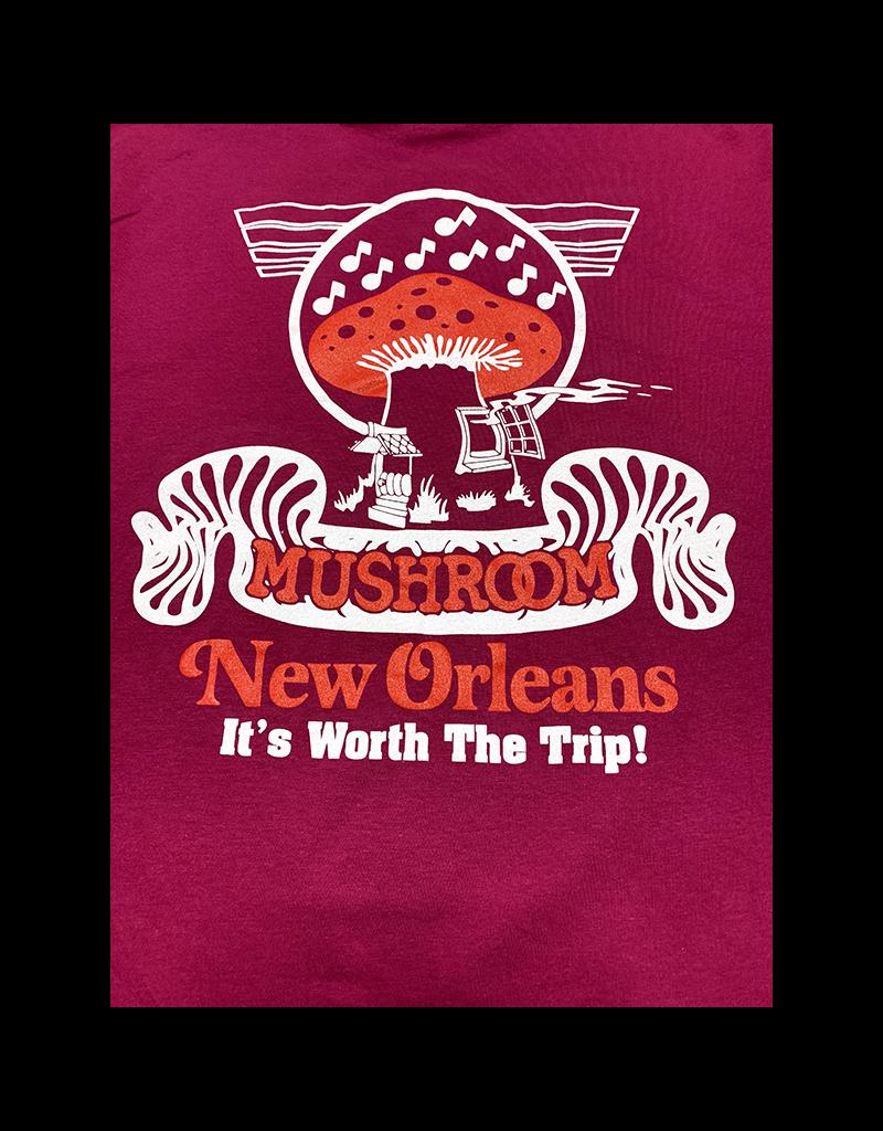 Mushroom Classic Logo Soft Style T-Shirt