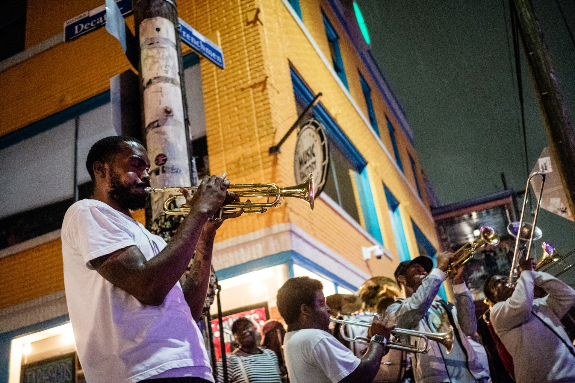 Where Can I See Live Music in New Orleans?