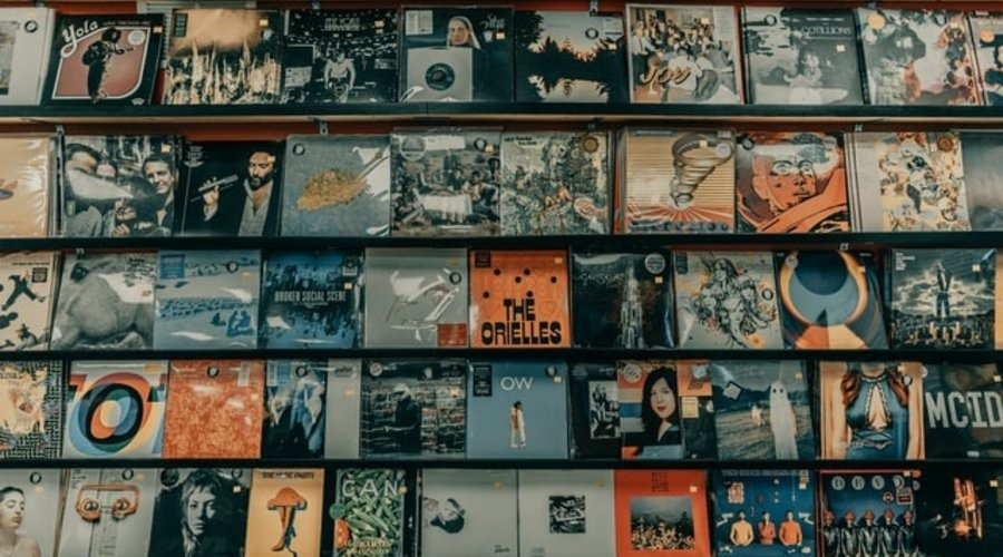 Records as Artwork
