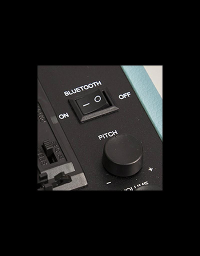 Crosley Cruiser Deluxe Turntable With Bluetooth - Herringbone