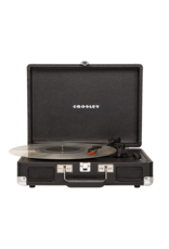 Crosley Cruiser Deluxe Turntable With Bluetooth - Black