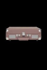 Crosley Cruiser Deluxe Turntable With Bluetooth - Purple Ash