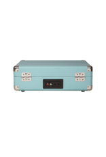 Crosley Cruiser Deluxe Turntable With Bluetooth - Turquoise