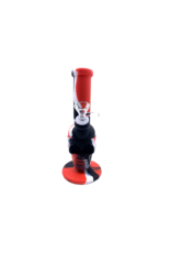 """8"""" Silicone Mr. Skull Water Pipe"""
