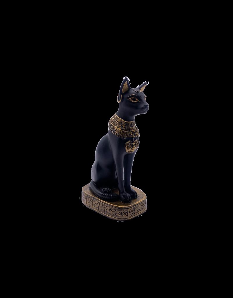 "Egyptian Bastet Statue 3.2""H"