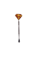 Comic Book Stainless Steel Dab Tool