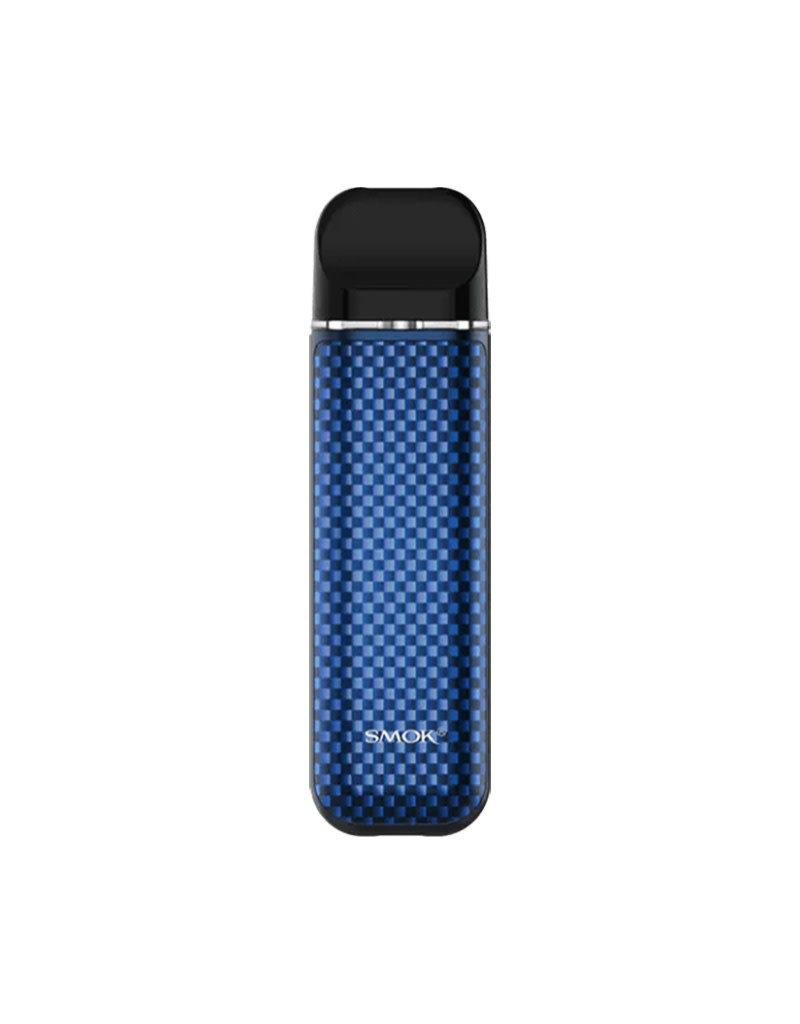 SMOK Novo 3 Kit Blue Carbon Fiber