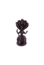 """Vishnu - The Preserver and Protector of the Universe Statue 5""""H"""