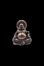"Happy Buddha - Essence of Joy Statue 4""H"
