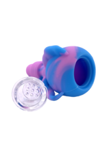 14mm / 18mm Universal Male Silicone Water Pipe Bowl