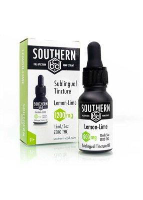 Southern CBD Tincture Lemon-Lime