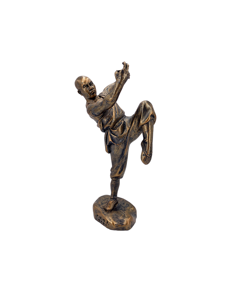 "Shaolin Monk - Kung Fu Series Statue 11.25""H"