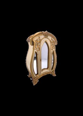 "Art Nouveau - Fancy Cabinet Jewelry Box  7.75""H"