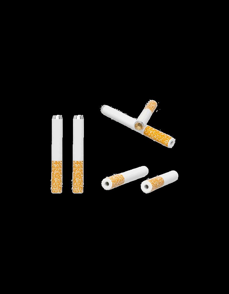 "2"" Small Metal Cigarette Bat"