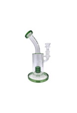 """8"""" Matrix Diffuser Water Pipe with Color Accent"""