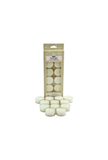 Satya White Sage Tea Light Candles 12 Pack