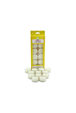Satya Frankincense Tea Light Candles 12 Pack