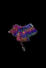 Tie Dye Samba Skirt Rainbow Purp