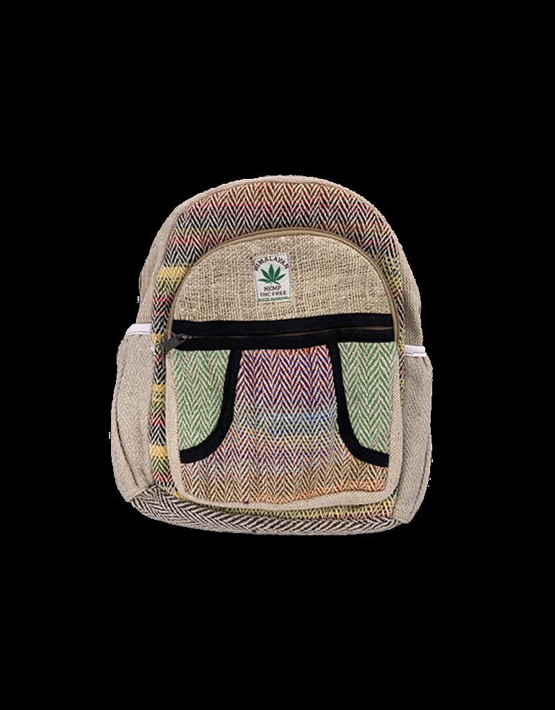 Medium Pure Hemp Backpack