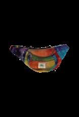 Tie Dye Pure Hemp Fanny Pack
