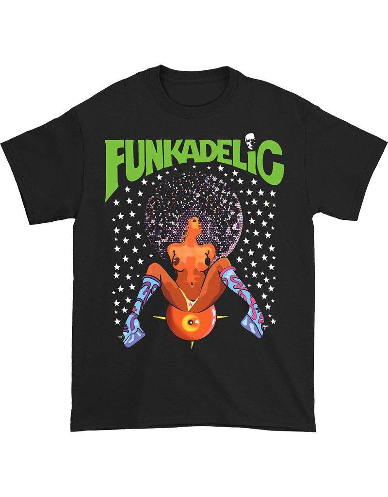 Funkadelic - Afro Girl T-Shirt