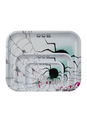 OCB Spider Metal Rolling Tray