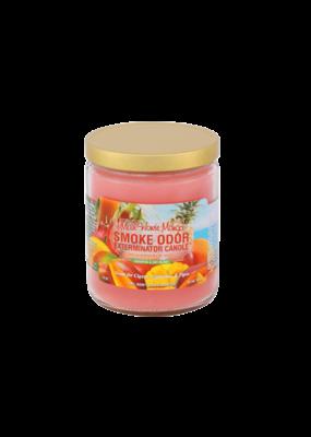 Smoke Odor Maui Wowie and Mango Candle