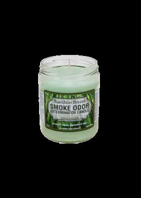 Smoke Odor Bamboo Breeze Candle