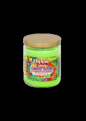 Smoke Odor Hippie Love Candle