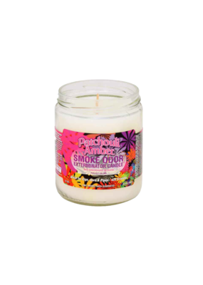 Smoke Odor Patchouli Amber Candle