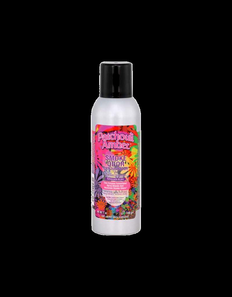 Smoke Odor Patchouli Amber Spray