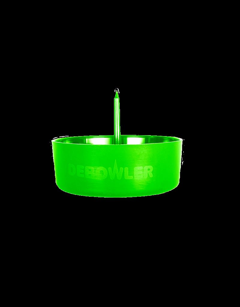 Debowler Ashtray Leafy Green