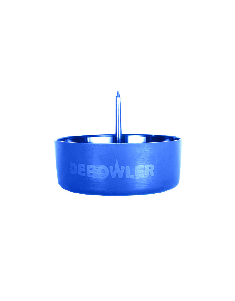 Debowler Ashtray Cobalt Blue