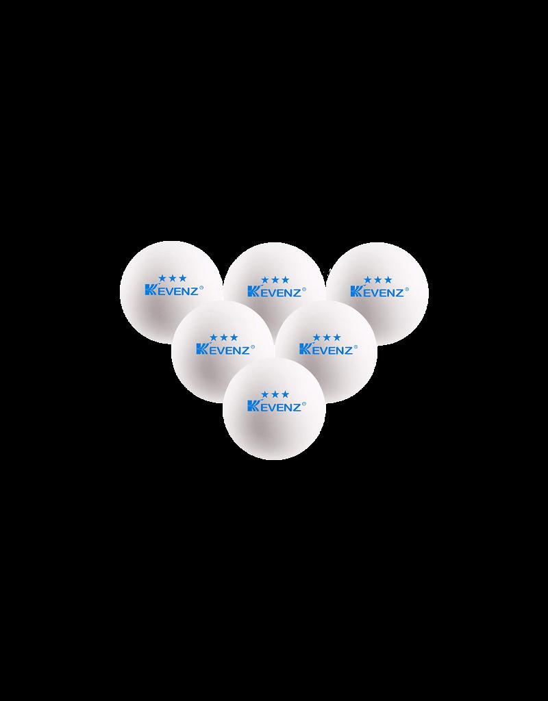 Kevenz 3 Star Ping Pong Balls